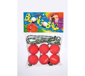 BlongoBall Soft Bola Set - Red