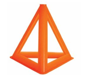 Triangle Hockey Cone