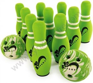 Childrens Foam Bowling Set