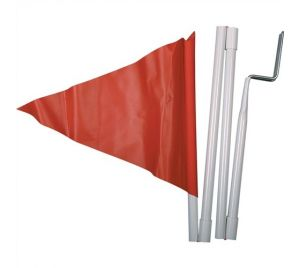 Collapsible Soccer Corner Flag Set