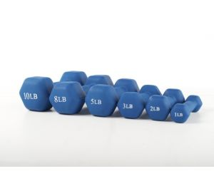 Neoprene Coated Dumbbells