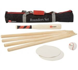 Rounder Game Set - the original bat game