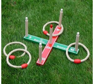 Garden Quoits - Ring Toss