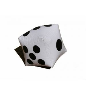 Giant Inflatable Die - Numbered