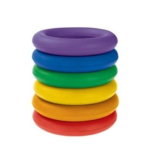 Rubber Deck Ring Set (6)