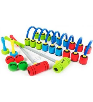 Foam Croquet Set