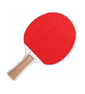 Five Star Sandwich Table Tennis Bat