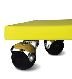 Round Castors For Scooterboard