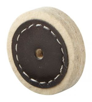 Felt Floor Hockey Puck 3