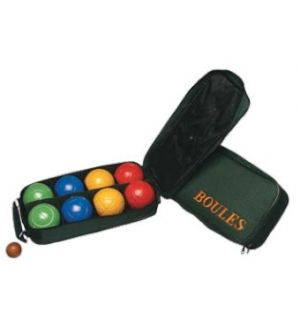 Deluxe Bocce Set 90 mm