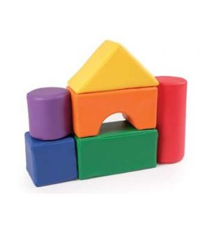 Squishy Foam Block Set of 6