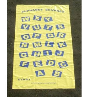 Alphabet Beanbag Game