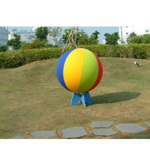 Giant Beachball
