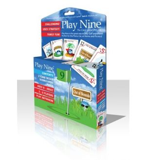 Play Nine: The card game of golf